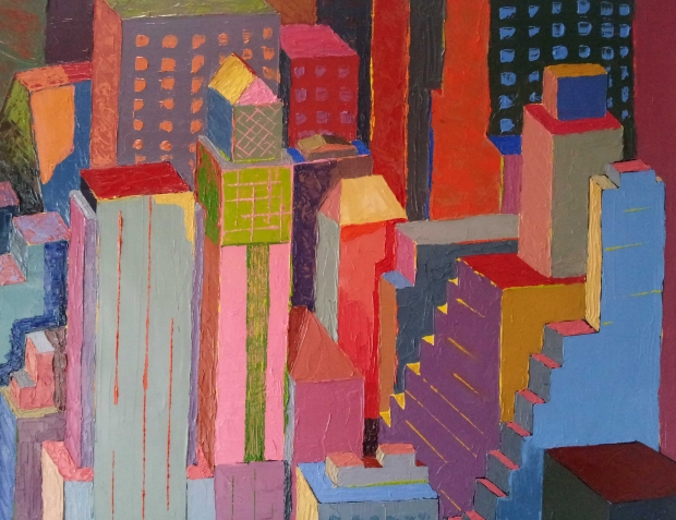 New-York-peinture-Jerome