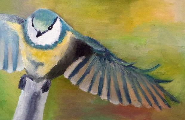 Oiseau-peinture-Soleane