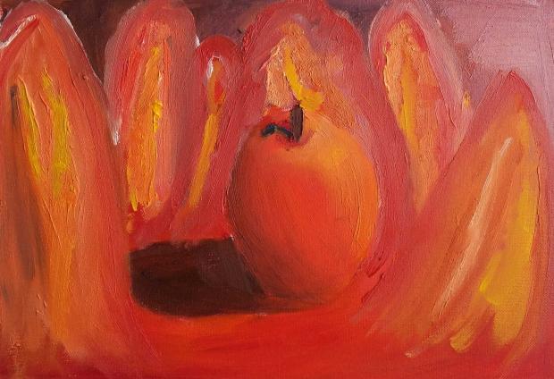 Pomme-feu-Marie