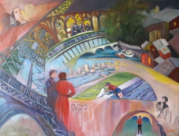 Geneviève-Paris-peinture